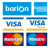 Bankkártyás fizetés a BiBi Shopon - Barion fizetési mód