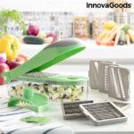 Kép 3/10 - InnovaGoods 7 az 1-ben zöldségdaraboló és reszelő receptekkel