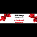 Kép 2/2 - 5 000 Ft Értékű BiBi Shop Vásárlási utalvány