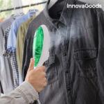 Kép 4/8 - InnovaGoods Függőleges Gőzölős Vasaló 1000W Fehér Zöld