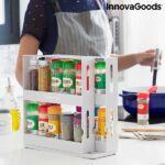 Kép 7/10 - InnovaGoods Csúsztatható és forgatható Fűszerrendező