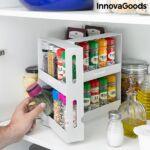 Kép 4/10 - InnovaGoods Csúsztatható és forgatható Fűszerrendező