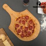 Kép 1/6 - TakeTokio Bambusz Pizza Deszka