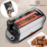 Kép 1/8 - Smart Rotisserie S Hordozható Elektromos Sütő Receptkönyvvel 600W