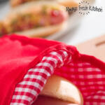 Kép 5/6 - Always Fresh Kitchen Hotdog Főző Zsák Mikróhoz