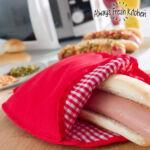 Kép 3/6 - Always Fresh Kitchen Hotdog Főző Zsák Mikróhoz