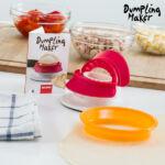 Kép 5/5 - Fast & Easy Dumpling Maker Töltött Párna és Töltött Tészta Készítő