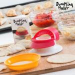 Kép 1/5 - Fast & Easy Dumpling Maker Töltött Párna és Töltött Tészta Készítő