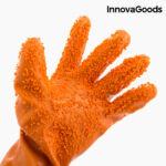 Kép 2/4 - InnovaGoods Gyümölcs  & Zöldség Tisztító és Hámozó Kesztyű