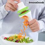 Kép 1/8 - InnovaGoods 3 az 1-ben Spirális Zöldségvágó