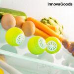 Kép 3/5 - InnovaGoods Ökolabdák Hűtőszekrénybe (3 darab)