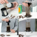 Kép 6/6 - InnovaGoods French Press Kávéfőző