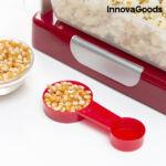 Kép 5/7 - InnovaGoods Tasty Pop Times Pattogatott Kukorica Készítő 310W Piros