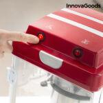 Kép 4/7 - InnovaGoods Tasty Pop Times Pattogatott Kukorica Készítő 310W Piros