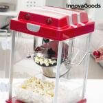 Kép 3/7 - InnovaGoods Tasty Pop Times Pattogatott Kukorica Készítő 310W Piros