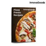 Kép 4/8 - InnovaGoods Presto Elektromos Pizzasütő 1200W Fekete