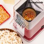 Kép 3/8 - InnovaGoods Hot & Salty Times Pattogatott Kukorica Készítő 1200W Piros