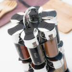 Kép 5/5 - Bravissima Kitchen Fűszertartó 12 Fűszerrel