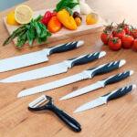 Kép 1/6 - Cecotec Top Chef White C01023 Kések (6 darabos)