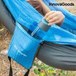 Kép 4/8 - InnovaGoods Swing & Rest Kemping Dupla Függőágy