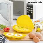 Kép 2/6 - InnovaGoods Edény Mikrohullámú Sütőbe