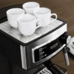 Kép 6/10 - Kávéfőző Cecotec Power Espresso 20, 850W, 20 bar openbox