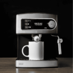 Kép 9/10 - Kávéfőző Cecotec Power Espresso 20, 850W, 20 bar openbox