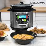 Kép 4/6 - Cecomix G 2018 konyhai robotgép, és kenyérsütő