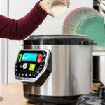 Kép 5/6 - Cecomix G 2018 konyhai robotgép, és kenyérsütő