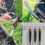 Kép 3/7 - InnovaGoods  Professzionális Eszközkészlet Barbecue-hoz (11 darabos)