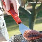 Kép 3/8 - InnovaGoods Barbecue Bőrönd (18 Részes)