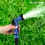 Kép 6/8 - InnovaGoods 7,5 m Hosszabbítható Locsolócső + szórófej, kék