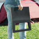 Kép 2/6 - InnovaGoods Hordozható és Összecsukható Faszenes Barbecue Sütő