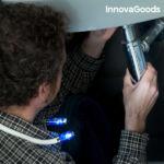 Kép 4/8 - InnovaGoods LED Olvasólámpa Nyakra