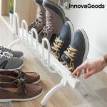 Kép 2/5 - InnovaGoods  Elektromos Lábbeli Szárítóállvány 80W Fehér