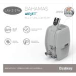 Kép 13/14 - Bestway LAY-Z-SPA Bahamas AIRJET Masszázsmedence 180X66 CM