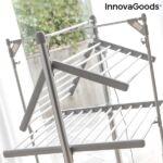 Kép 5/10 - InnovaGoods Home Houseware Indryer Összecsukható elektromos ruhaszárító (36 Rudas) 300W