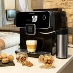 Kép 3/6 - Cecotec Power Matic-ccino 8000 Touch, elektromos kávéfőző, 1,7 L 1500W, Fekete