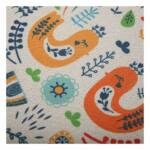 Kép 2/3 - Puff Textil (35 X 35 x 35 cm)-bibishop