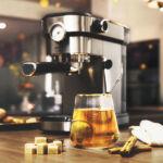 Kép 6/6 - Manuális Express Kávéfőző Cecotec Cafelizzia 790 Steel Pro 1,2 L 20 bar 1350W Rozsdamentes acél