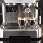 Kép 6/6 - Manuális Express Kávéfőző Cecotec Cumbia Power Espresso 20 Barista Aromax 2,4 L