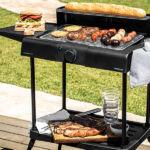 Kép 6/6 - Elektromos Barbecue Cecotec PerfectSteak 4250 Stand 2400W