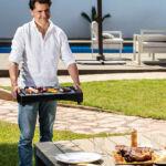Kép 2/6 - Elektromos Barbecue Cecotec PerfectSteak 4250 Stand 2400W