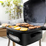 Kép 1/7 - Elektromos Barbecue Cecotec PerfectCountry BBQ 2000W