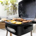 Kép 1/7 - Elektromos Barbecue Cecotec PerfectCountry BBQ 2000W