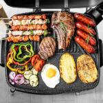 Kép 4/7 - Elektromos Barbecue Cecotec PerfectCountry BBQ 2000W