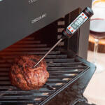 Kép 3/7 - Elektromos Barbecue Sütőt Cecotec Txuletaco 8000 Inferno 850ºC 2200W Fekete