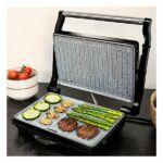 Kép 3/4 - Elektromos Barbecue Sütőt Cecotec Rock'nGrill 1500 Rapid 1500W
