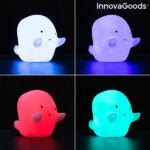 Kép 5/6 - TöbbSzínű LED-es szellem lámpa Glowy InnovaGoods
