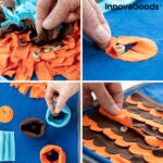 Kép 6/8 - Játék szőnyeg és jutalmak háziállatok számára Foofield InnovaGoods
